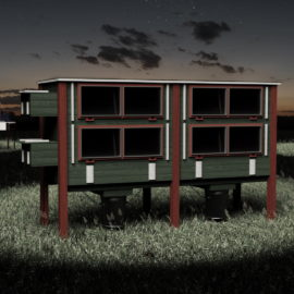 Оборудование для кролиководства – Раббитакс 8 Fine2